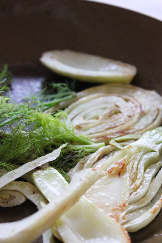 Roasted fennel - Gourmet Elephant